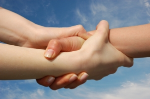 Helping Hands; image from Bing.com